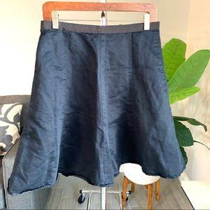 Banana Republic Black work career Skirt Size 4